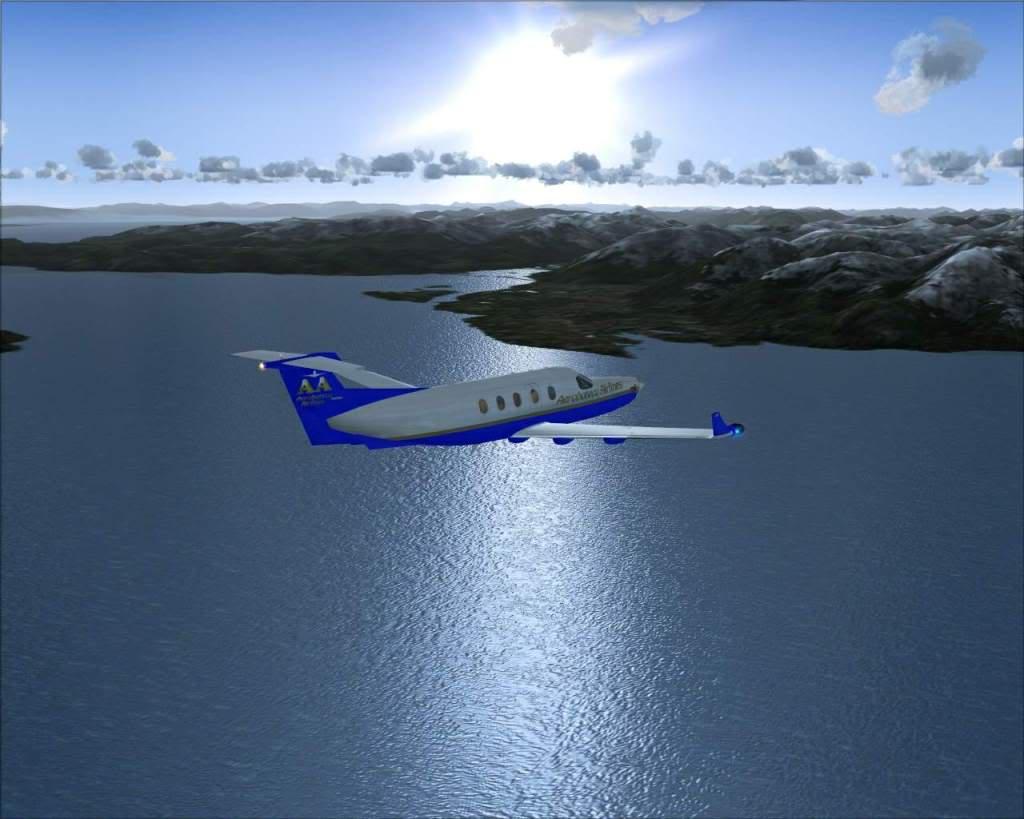 """""""Fs9"""" Voando ate pelas Montanhas ate Sitka parte 2 RICARDO-2010-oct-19-044"""