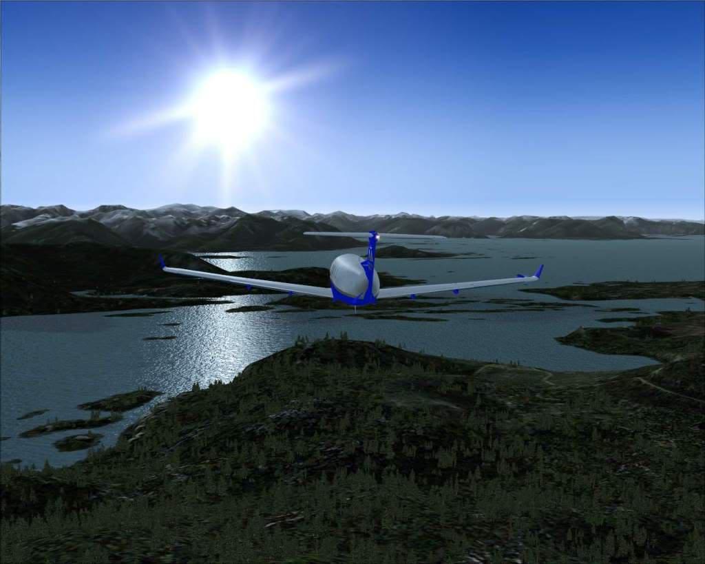 """""""Fs9"""" Voando ate pelas Montanhas ate Sitka parte 2 RICARDO-2010-oct-19-047"""