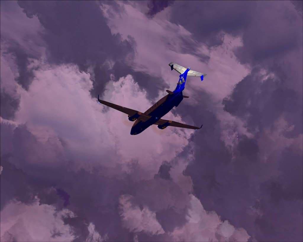 """""""Fs9"""" O voo até Gustavus....lindas paisagens  RICARDO-2010-nov-2-026"""