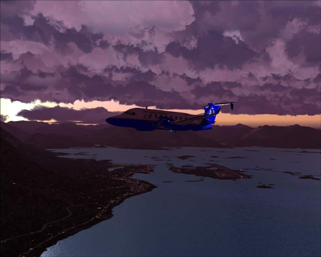 """""""Fs9"""" O voo até Gustavus....lindas paisagens  RICARDO-2010-nov-2-027"""