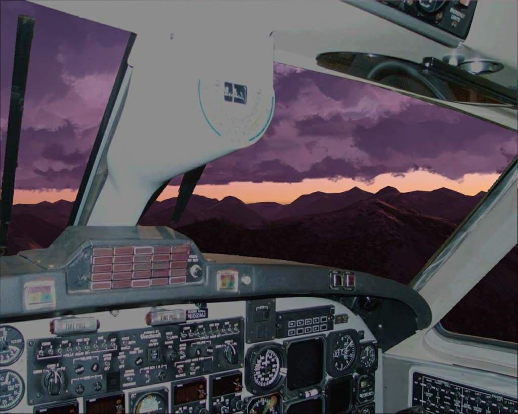 """""""Fs9"""" O voo até Gustavus....lindas paisagens  RICARDO-2010-nov-2-029"""