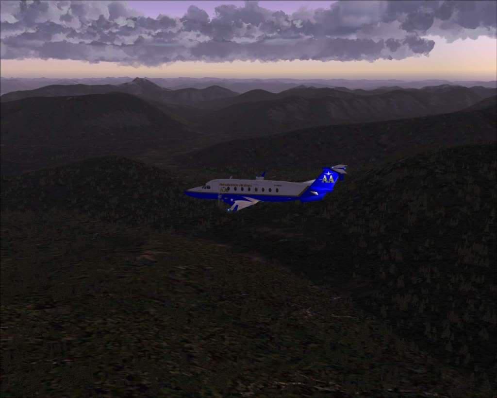 """""""Fs9"""" O voo até Gustavus....lindas paisagens  RICARDO-2010-nov-2-034"""