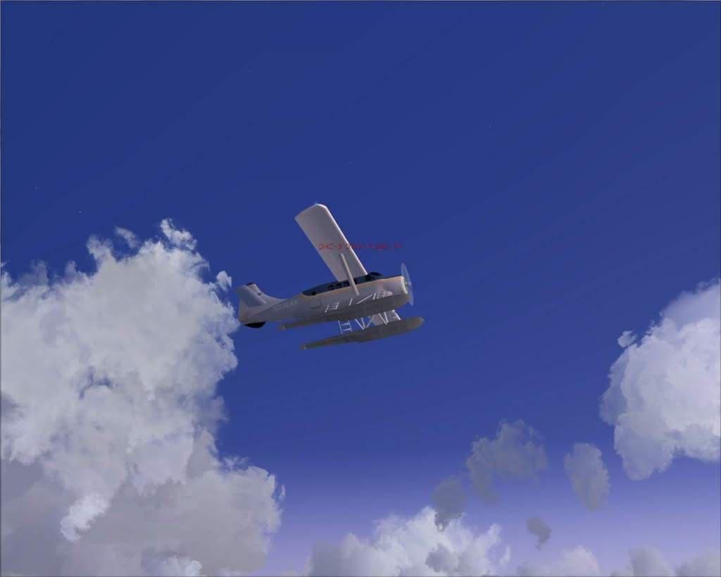 """""""Fs9"""" O voo até Gustavus....lindas paisagens  RICARDO-2010-nov-2-038"""