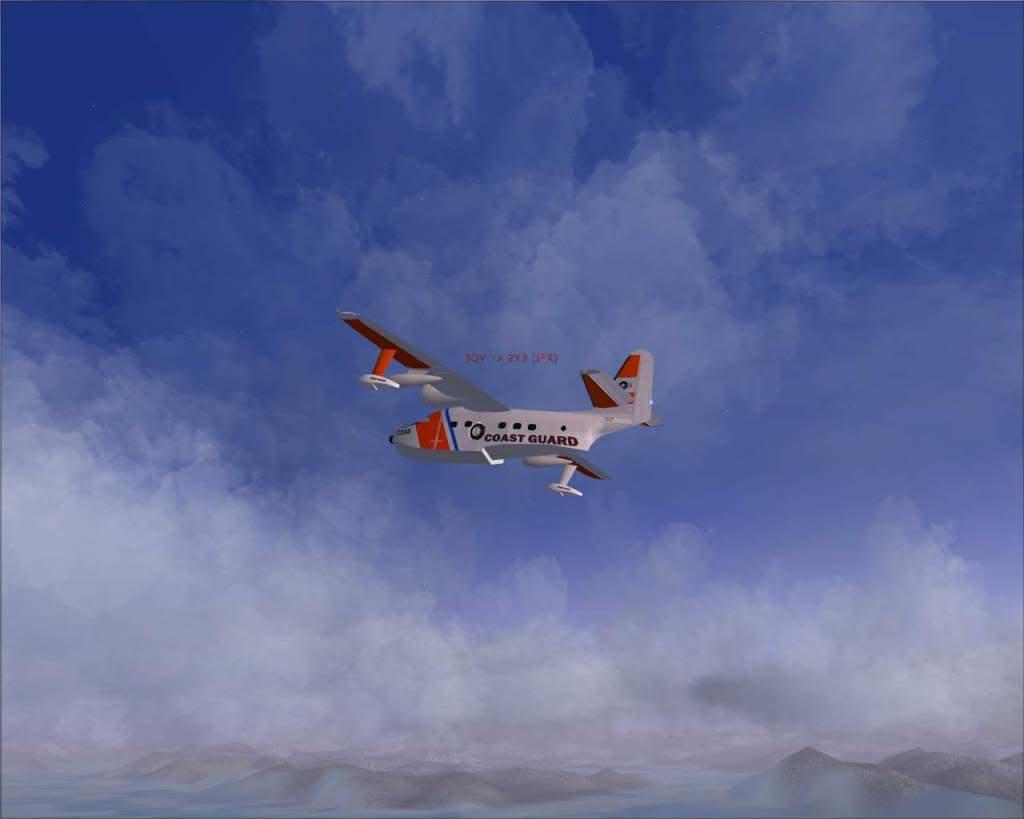 """""""Fs9"""" O voo até Gustavus....lindas paisagens  RICARDO-2010-nov-2-041"""