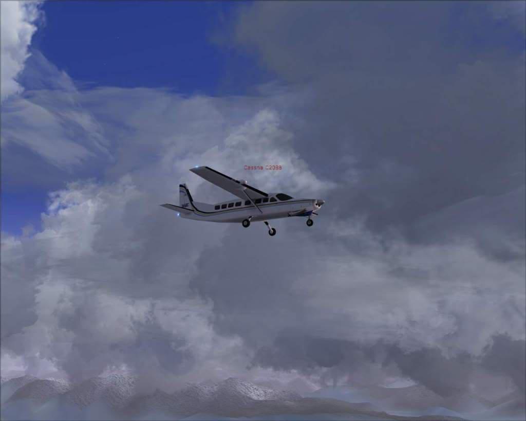 """""""Fs9"""" O voo até Gustavus....lindas paisagens  RICARDO-2010-nov-2-042"""