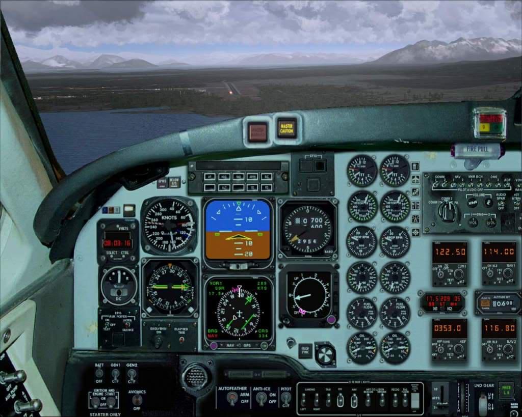 """""""Fs9"""" O voo até Gustavus....lindas paisagens  RICARDO-2010-nov-2-045"""