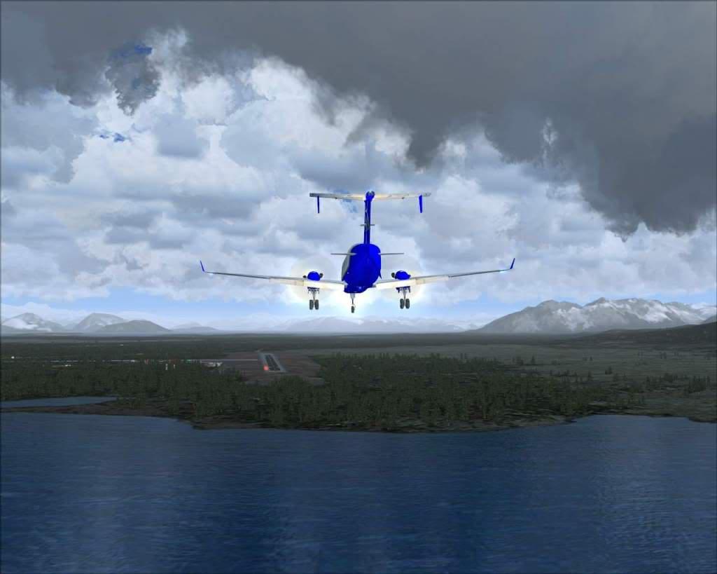 """""""Fs9"""" O voo até Gustavus....lindas paisagens  RICARDO-2010-nov-2-063"""