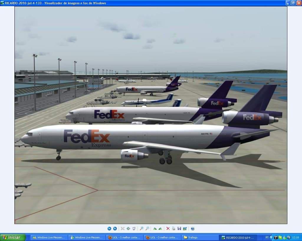 Aprenda a Postar Screens nos Foruns aqui do VooVirtual RICARDO-2011-jan-9-003