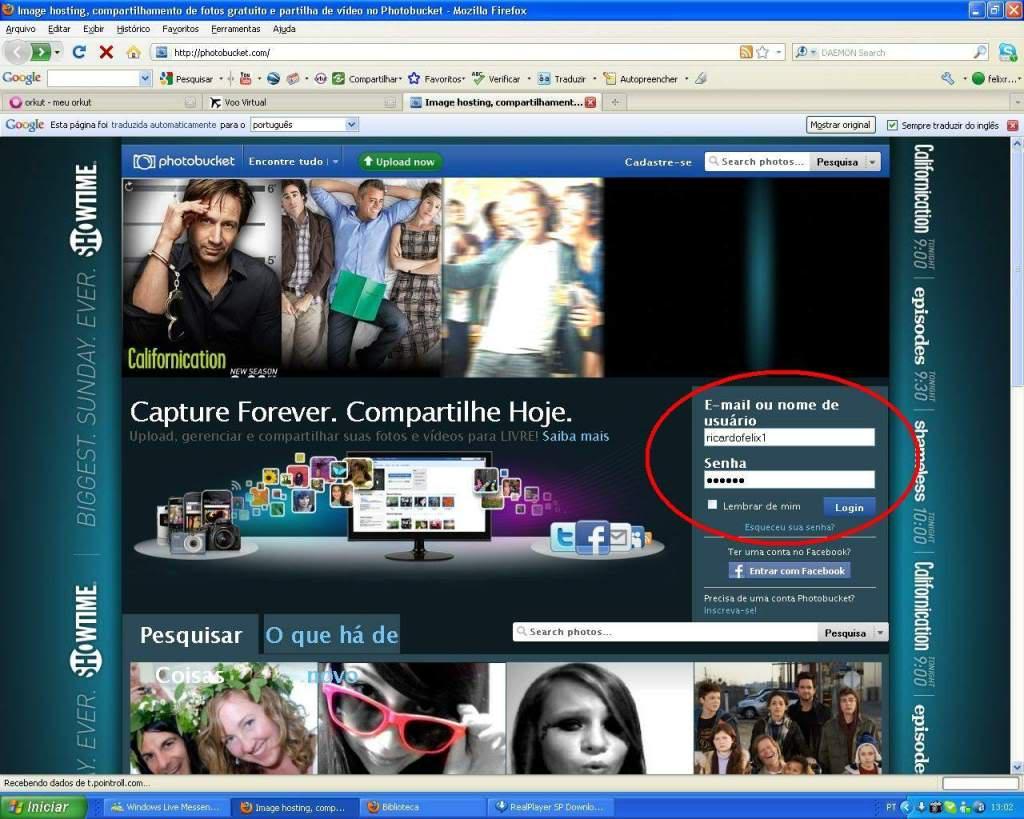 Aprenda a Postar Screens nos Foruns aqui do VooVirtual RICARDO-2011-jan-9-006