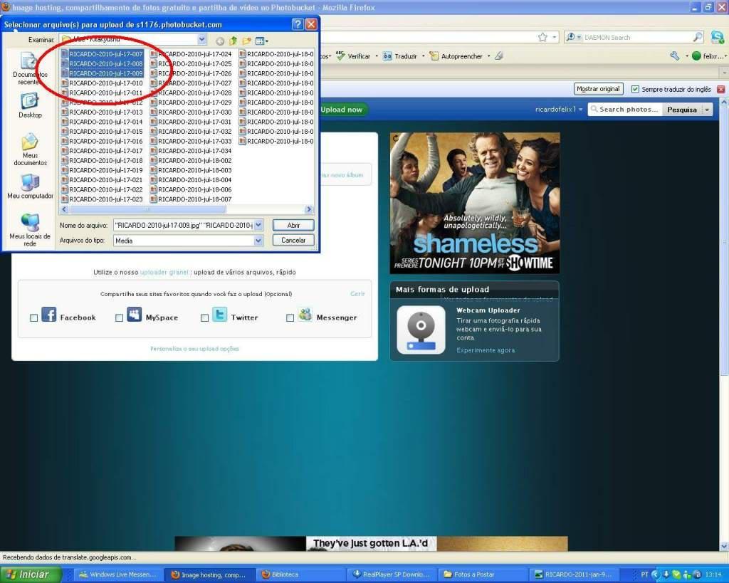 Aprenda a Postar Screens nos Foruns aqui do VooVirtual RICARDO-2011-jan-9-025