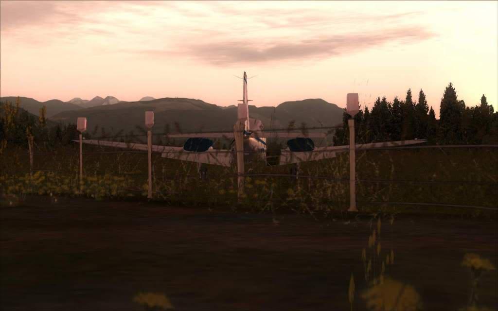 """FSX""Deixando Israel Farm... ja estou com saudade da Tia May -2012-may-19-009"