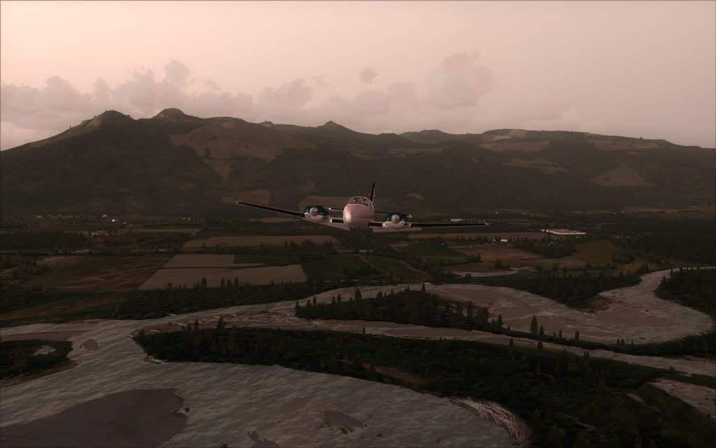 """FSX""Deixando Israel Farm... ja estou com saudade da Tia May -2012-may-19-019"