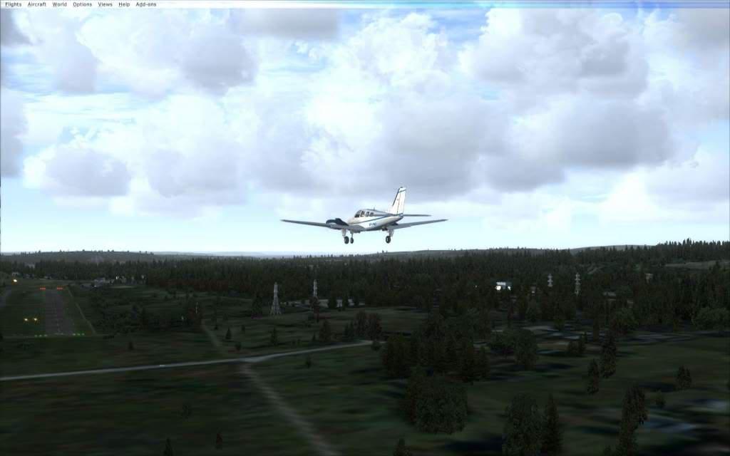 """FSX"" Chegando em Port Townsend 0S9.... -2012-may-19-053"