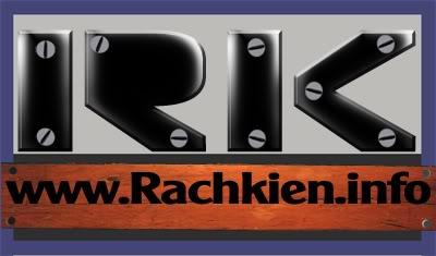 Thiết kế biểu tượng cho Rachkien.info Rk