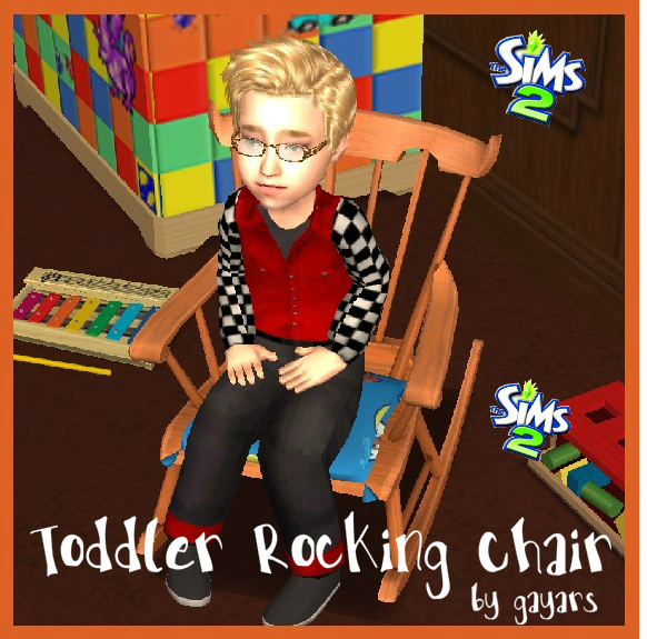 Affinity [May 2016] 2593-toddler-rocking-chair