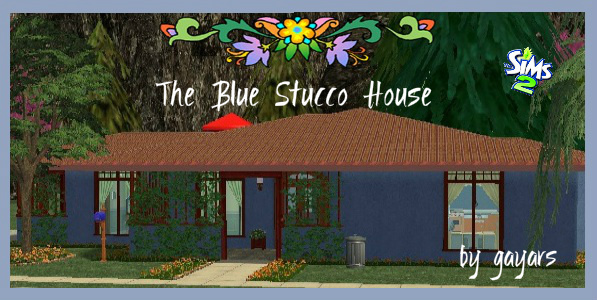 Affinity Sims [March - April] BlueStucco