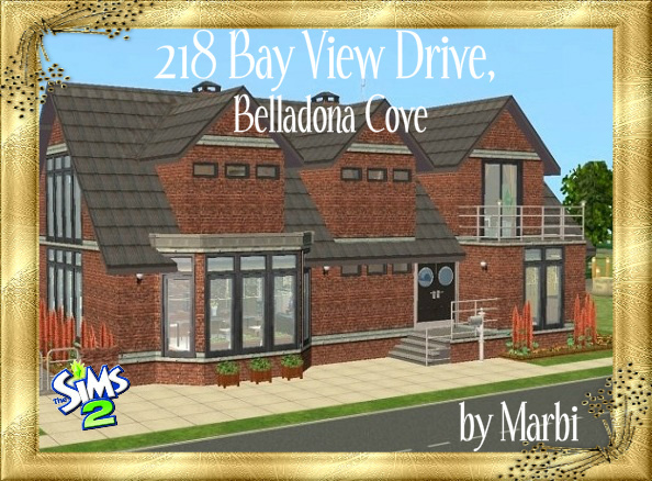 Affinity Sims [March - April] Marbi218BayViewDrive