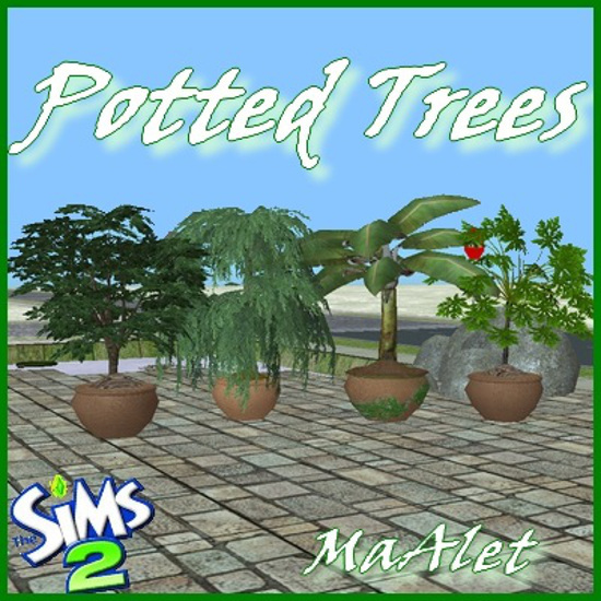 Affinity Sims [March-April 2015] 2306Four%20Potted%20Trees