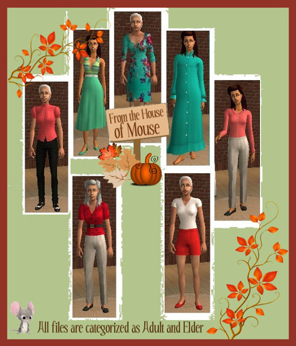 Affinity Sims [September-October, 2015] HouseOFMouse