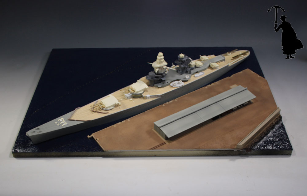 Diorama du Richelieu a Dakar 1941-42 Trumpeter  au 350em 2eme partie - Page 5 IMG_3751_zpsfaac51f2