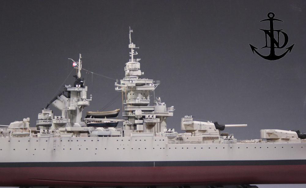 Richelieu  1/350 base Trumpeter  RICHELIEUF5_zpsd4c93ba2