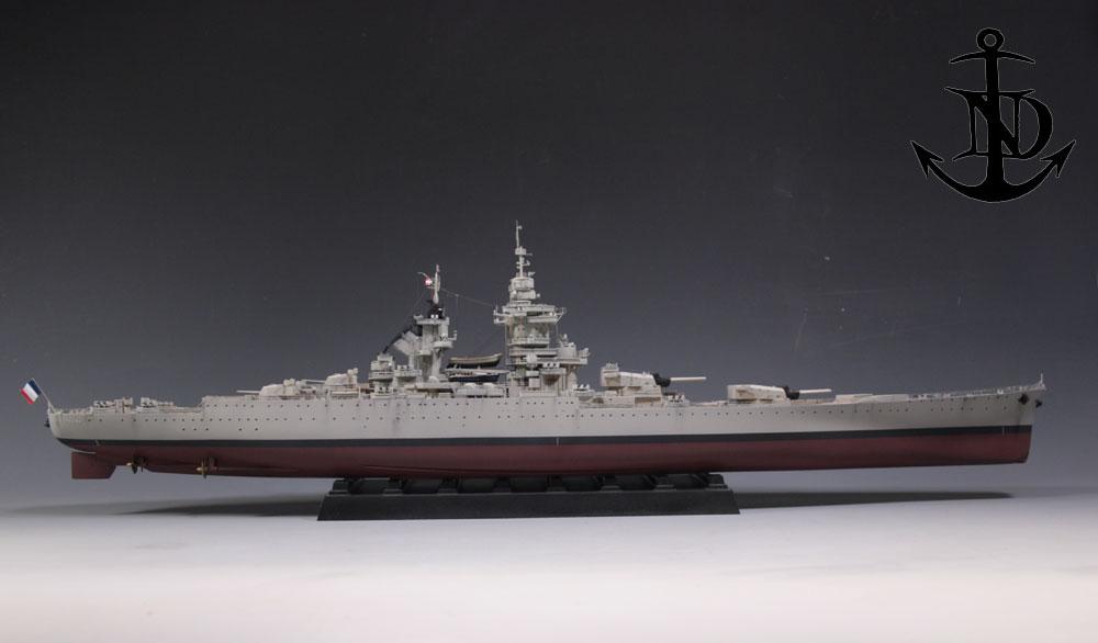 Richelieu  1/350 base Trumpeter  RICHELIEUF6_zps251efc26