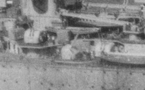 Diorama du Richelieu a Dakar 1941-42 Trumpeter  au 350em 2eme partie Rd515_zpscd935fce