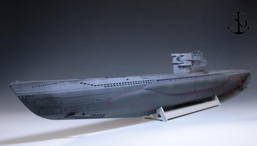 U boat VIIc  Set pe résine Eduard / CMK Rd743_zpsb79e3b50