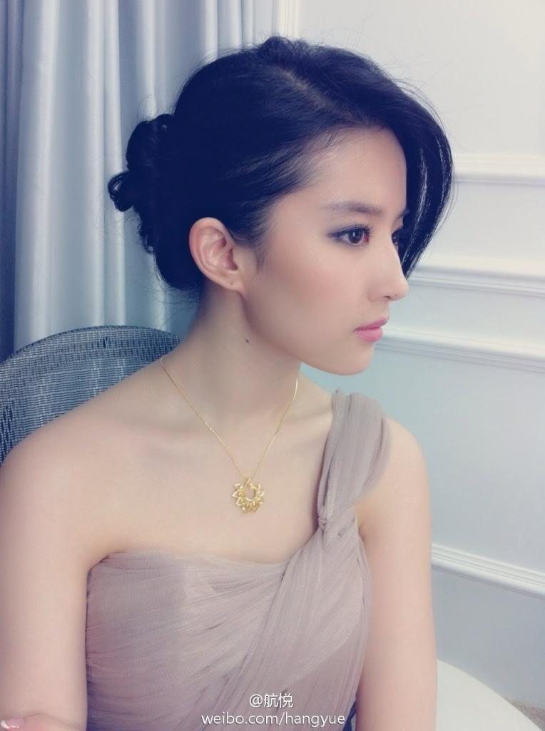 รวมภาพถ่ายจาก Blog และ Sina weibo Hang Yue  - Page 2 4a6856e2jw1e83voha0g7j20qw100tem
