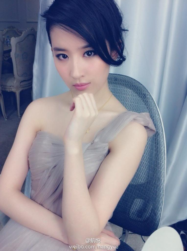 รวมภาพถ่ายจาก Blog และ Sina weibo Hang Yue  - Page 2 4a6856e2jw1e83voj9fwfj20qw100q9y