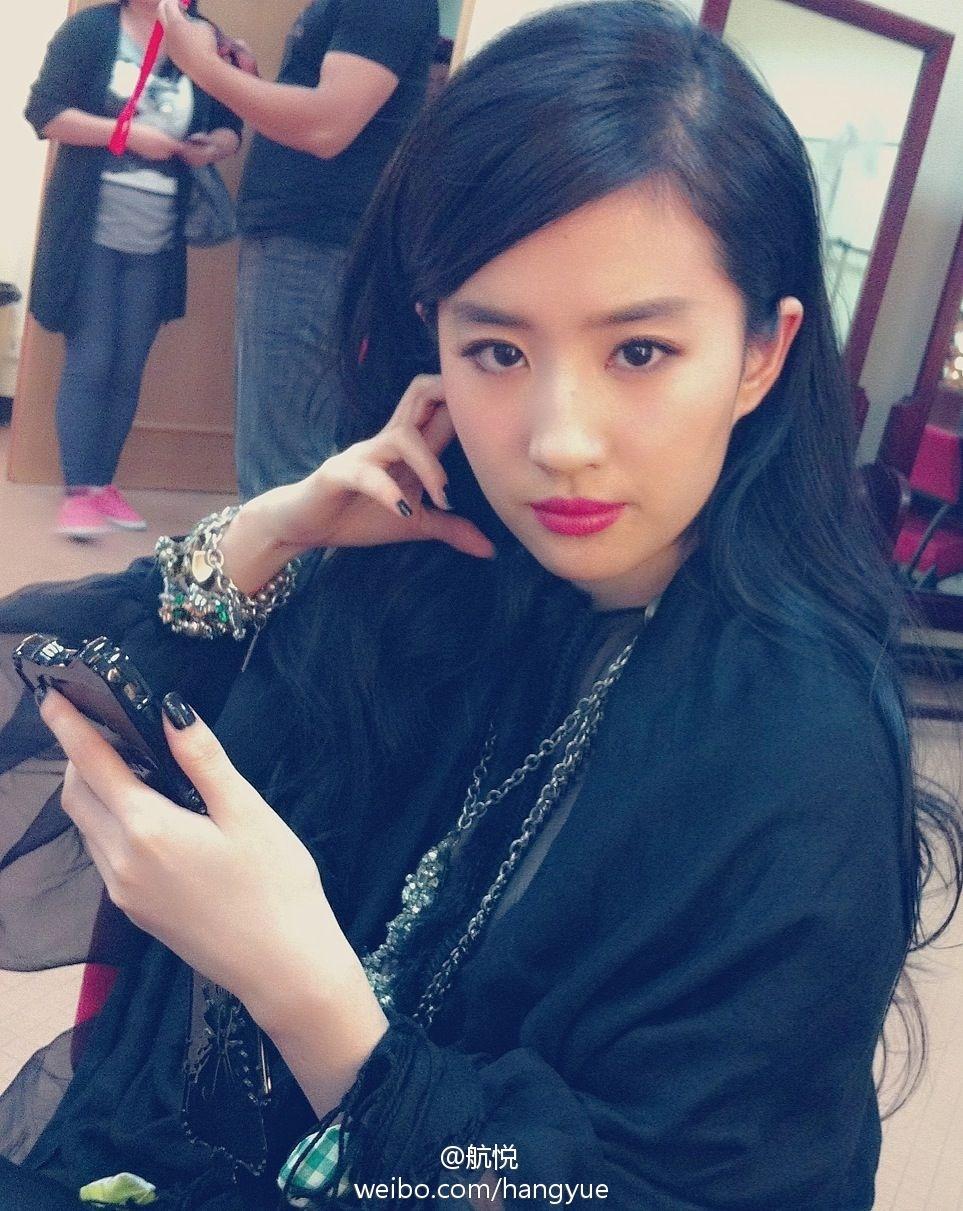 รวมภาพถ่ายจาก Blog และ Sina weibo Hang Yue  4a6856e2jw1dxi7qv0cz8j