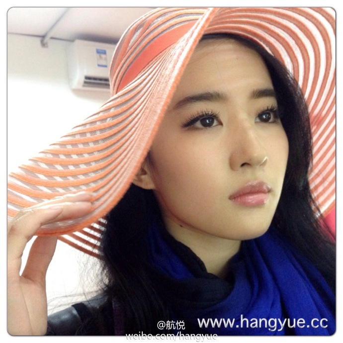 รวมภาพถ่ายจาก Blog และ Sina weibo Hang Yue  - Page 3 14a6856e2jw1e9o4cric8mj218g18g15n1