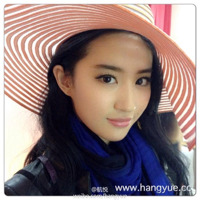 รวมภาพถ่ายจาก Blog และ Sina weibo Hang Yue  - Page 3 14a6856e2jw1e9o4cxvsqbj218g18g16i1