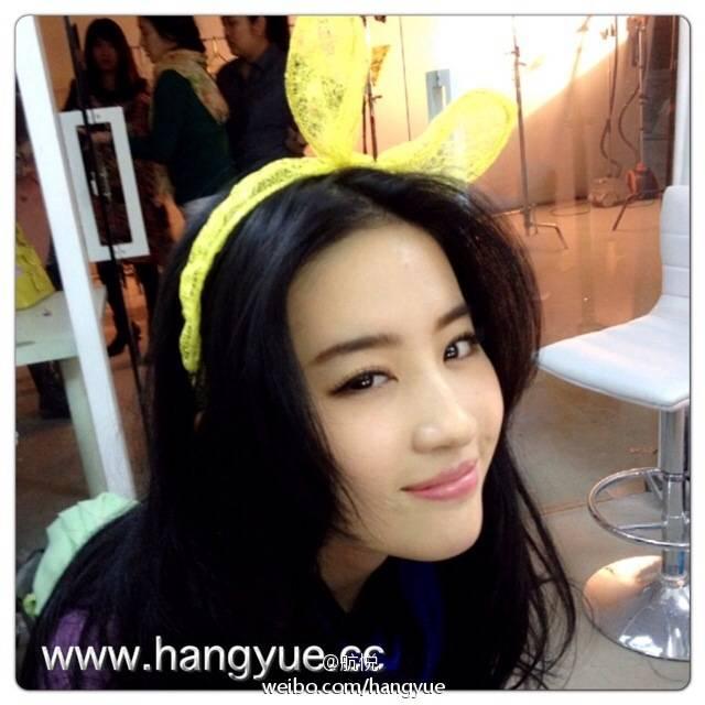 รวมภาพถ่ายจาก Blog และ Sina weibo Hang Yue  - Page 3 4a6856e2jw1e9raa47jcxj20hs0hs76q