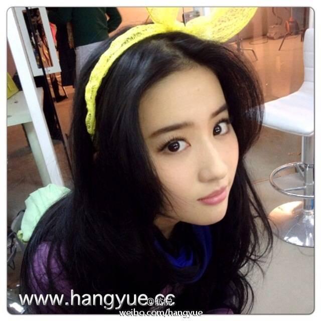 รวมภาพถ่ายจาก Blog และ Sina weibo Hang Yue  - Page 3 4a6856e2jw1e9raa5q33qj20hs0hsq5j