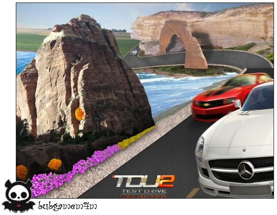 Test Drive Unlimited 2 TDU25