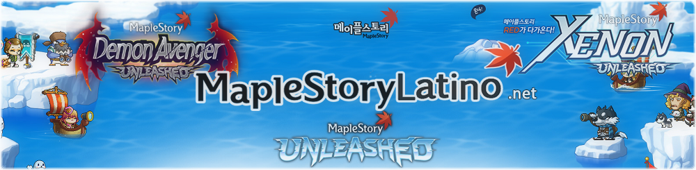 Maple Story Latino