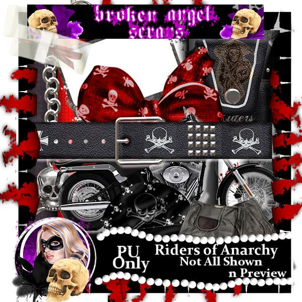 Riders of Anarchy RidersofAnarchyPreview