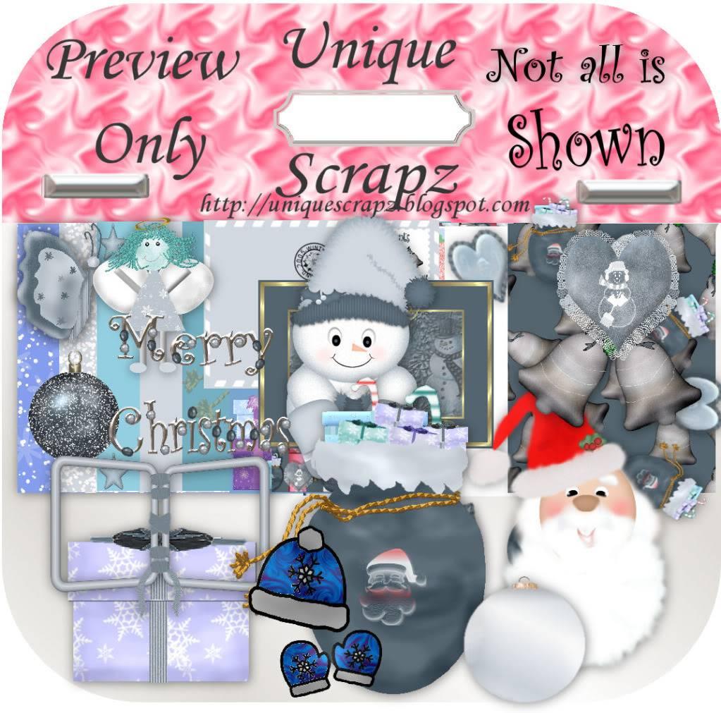 Snow Angel Kit UniqueS_SnowAngelKit_Preview