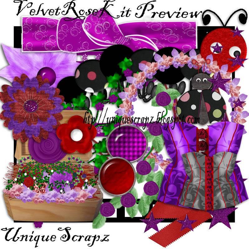 Velvet Rose VelvetRoseKit_EPPrevview