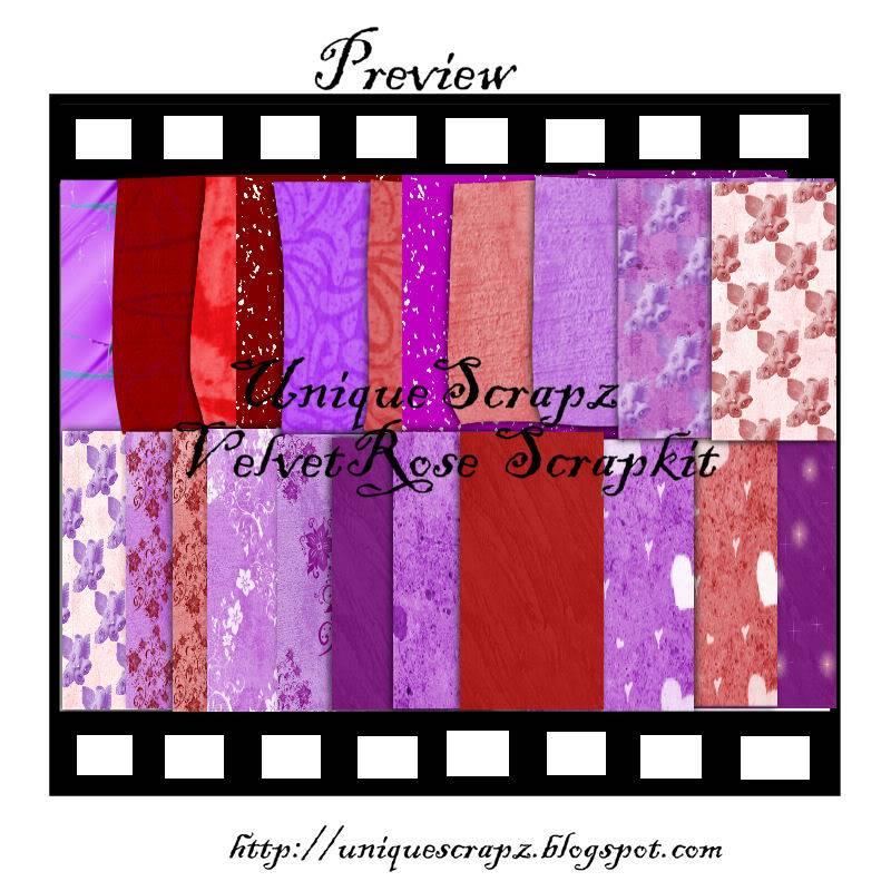 Velvet Rose VelvetRoseKit_PPPrevview