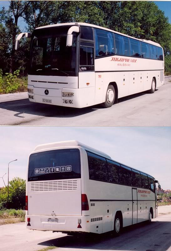Jugoprevoz Kruševac 760