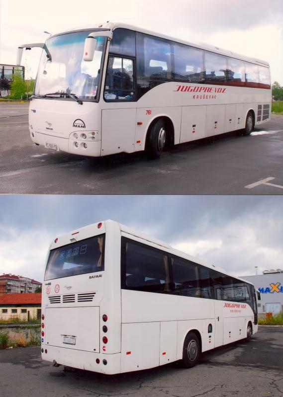 Jugoprevoz Kruševac 761