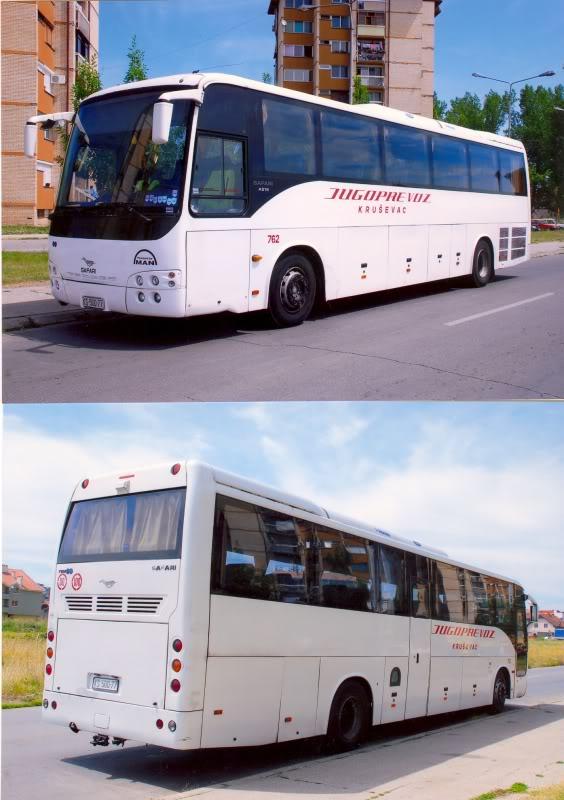 Jugoprevoz Kruševac 762