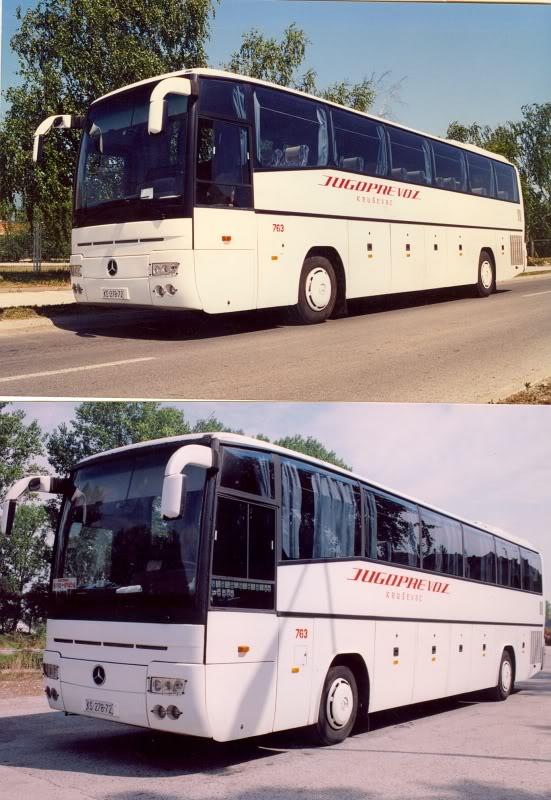 Jugoprevoz Kruševac 763