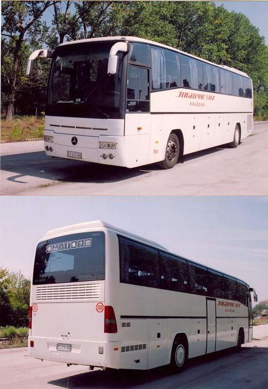 Jugoprevoz Kruševac 764