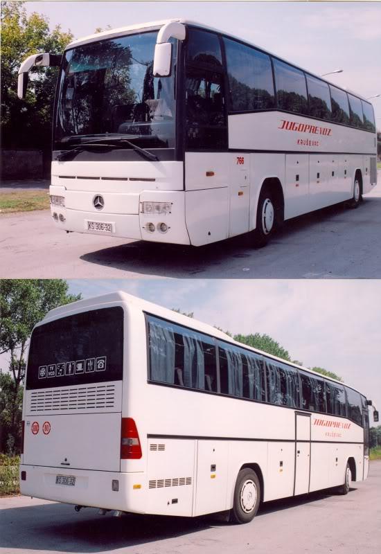 Jugoprevoz Kruševac 766