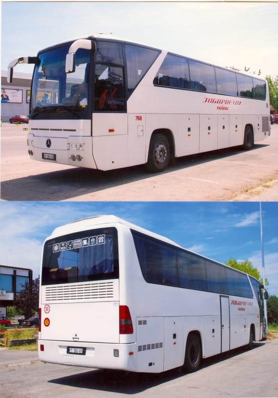 Jugoprevoz Kruševac 768