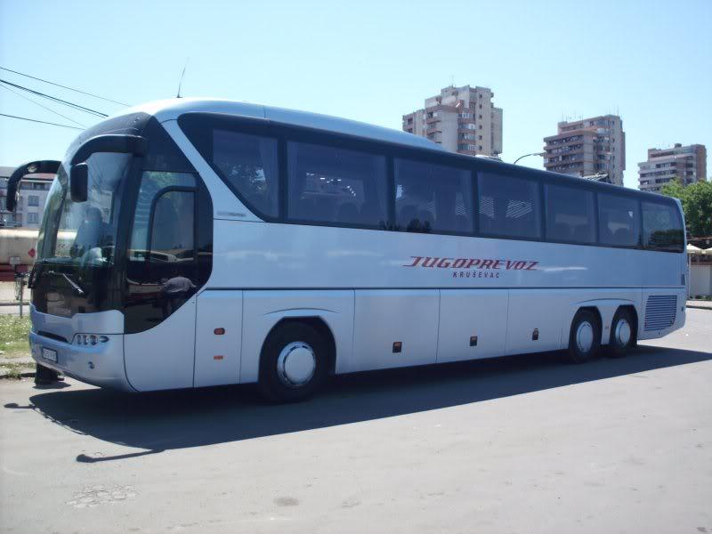 Jugoprevoz Kruševac 800