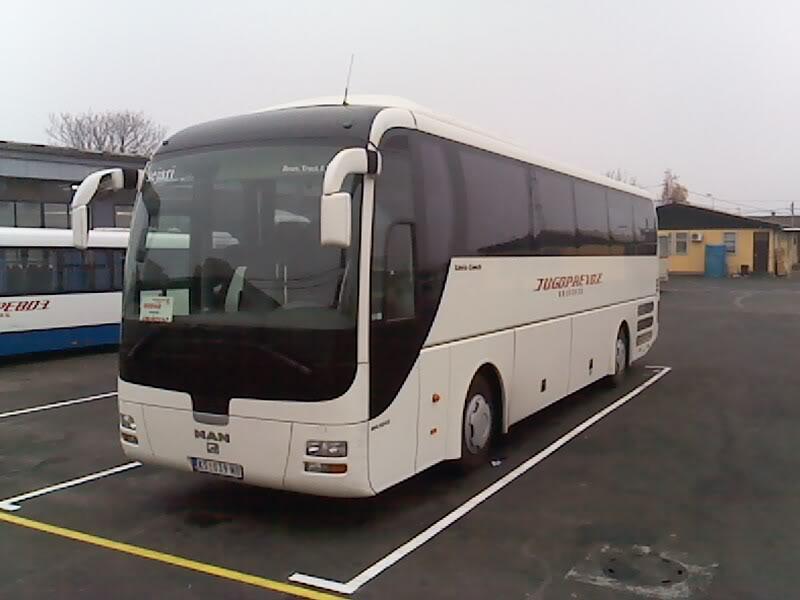 Jugoprevoz Kruševac 801-1